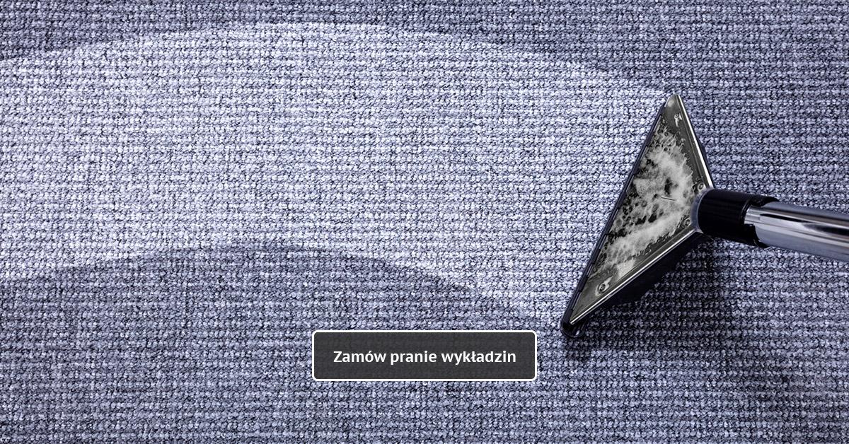 Pranie wykładzin Warszawa