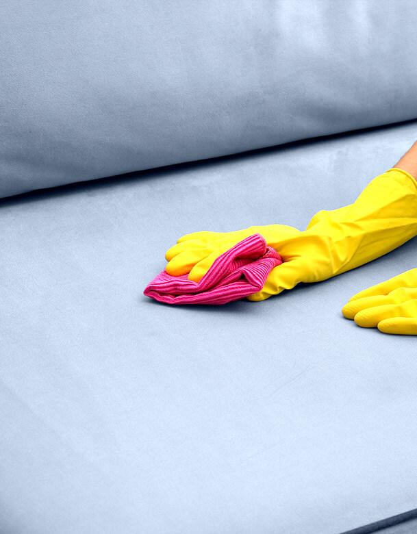 Czyszczenie tapicerek