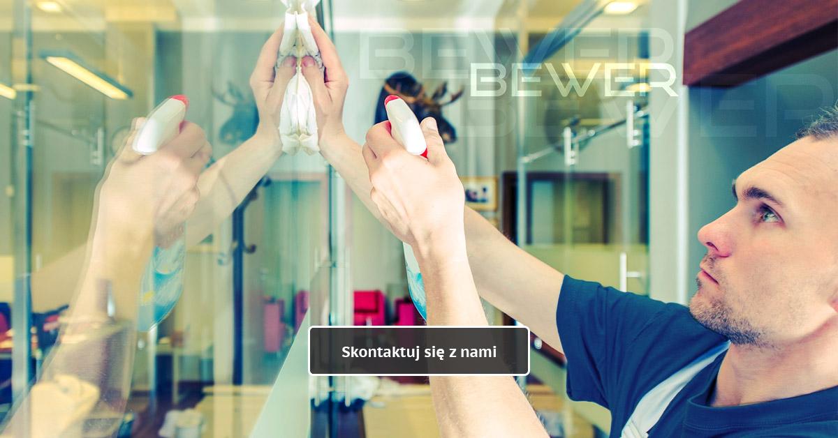 Sprzątanie biur Warszawa - Bewer